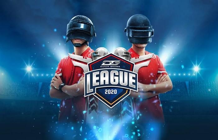 Dunia Games League 2020 Ok