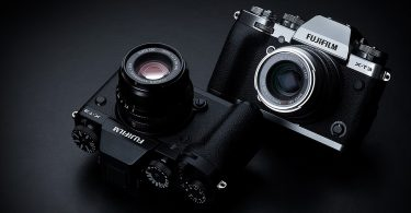 Fujifilm X-T4 Header