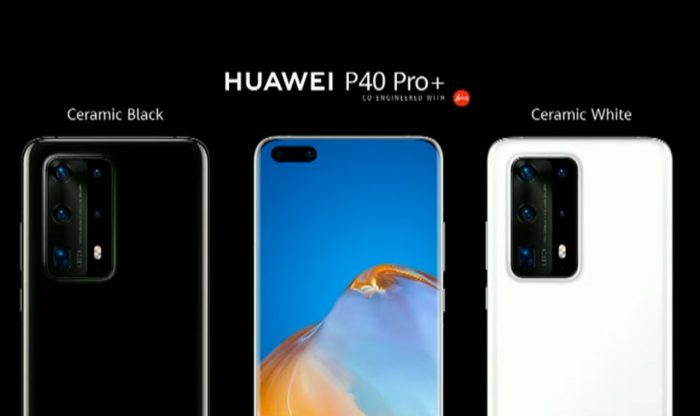 HUAWEI P40 Pro Plus Feature
