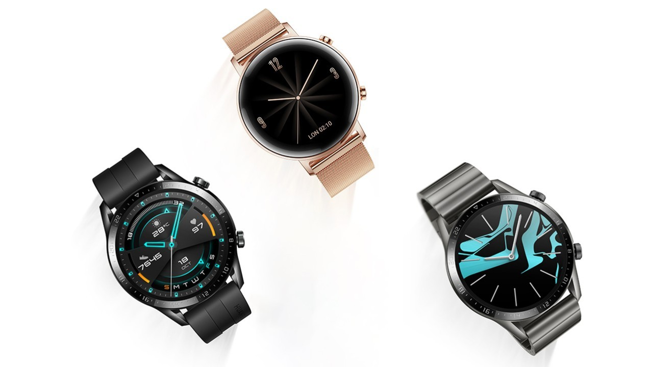 HUAWEI Watch GT 2 Header