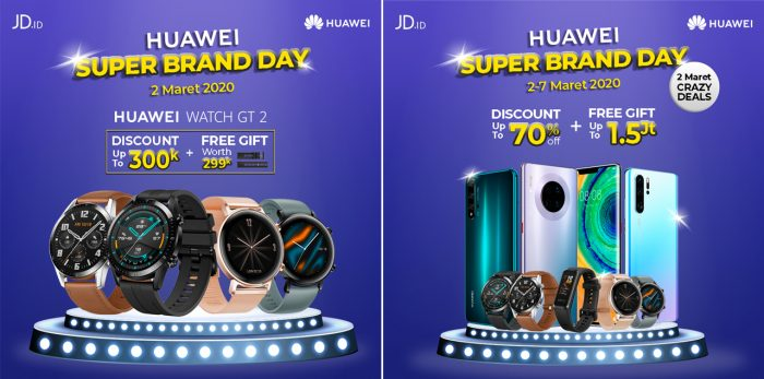 Huawei Mate 30 Pro Super Brand Day