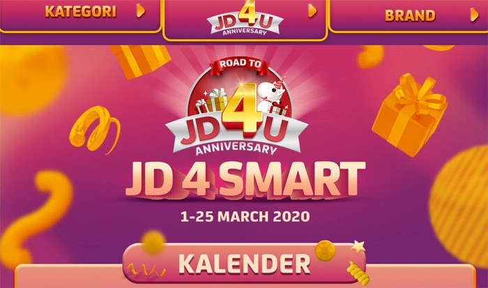 JD id JD4u Calendar