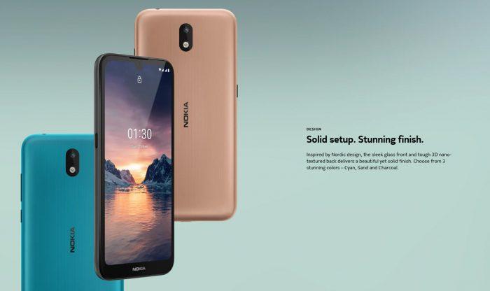Nokia 1-3 All