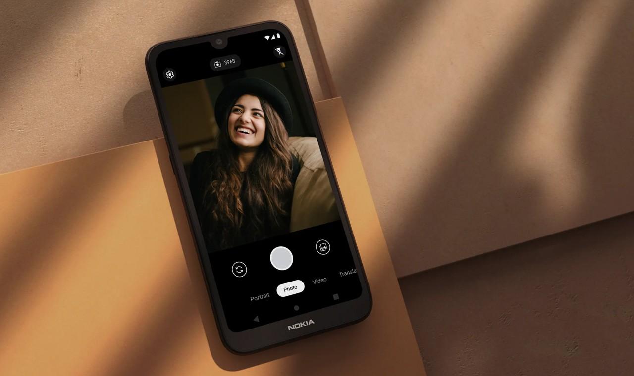 Nokia 1-3 Selfi