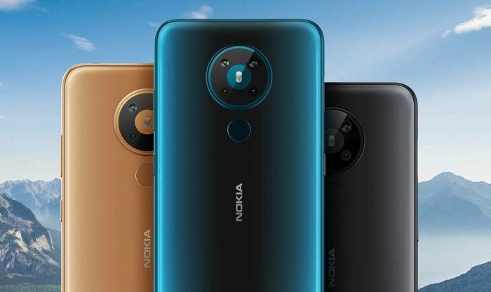 Nokia 5-3 Feature