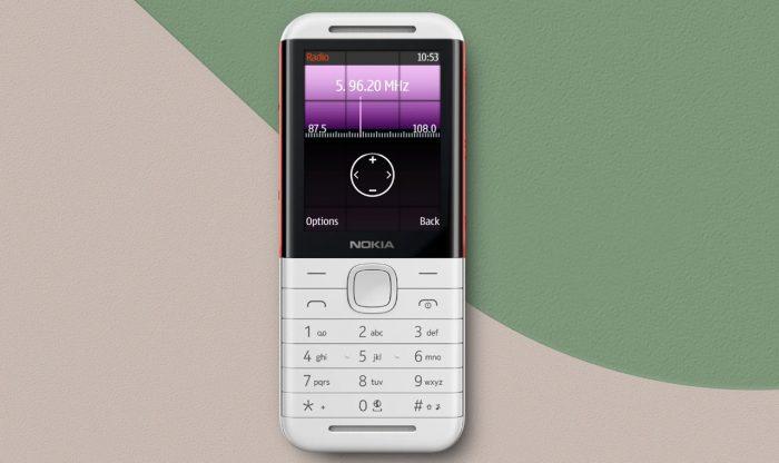 Nokia 5310 Feature