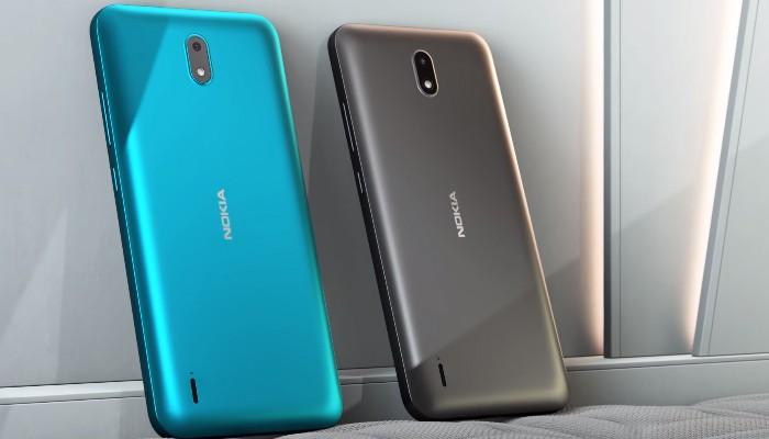 Nokia C2 Back