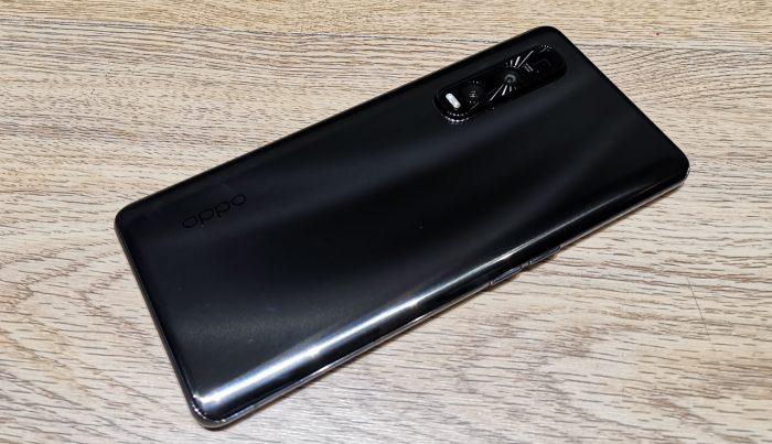 OPPO Find X2 Pro Dark Sea