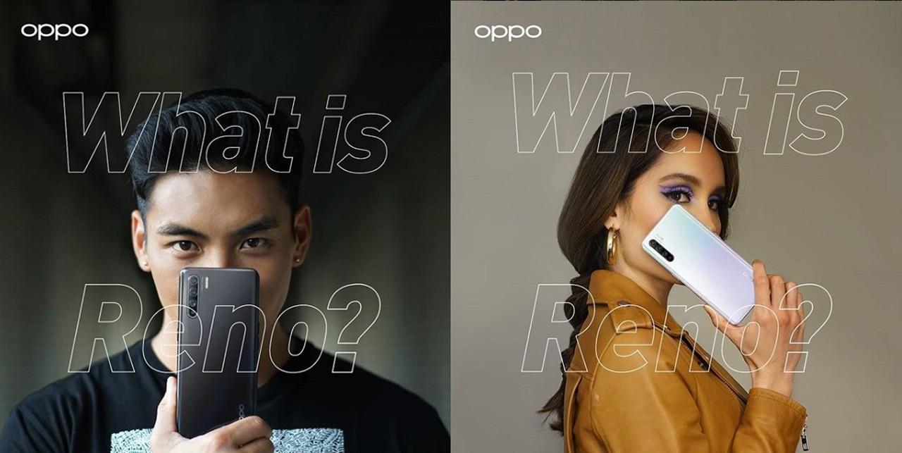 OPPO Reno3 Leak Instagram
