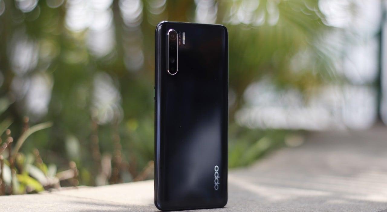 OPPO Reno3 Unboxing Camera