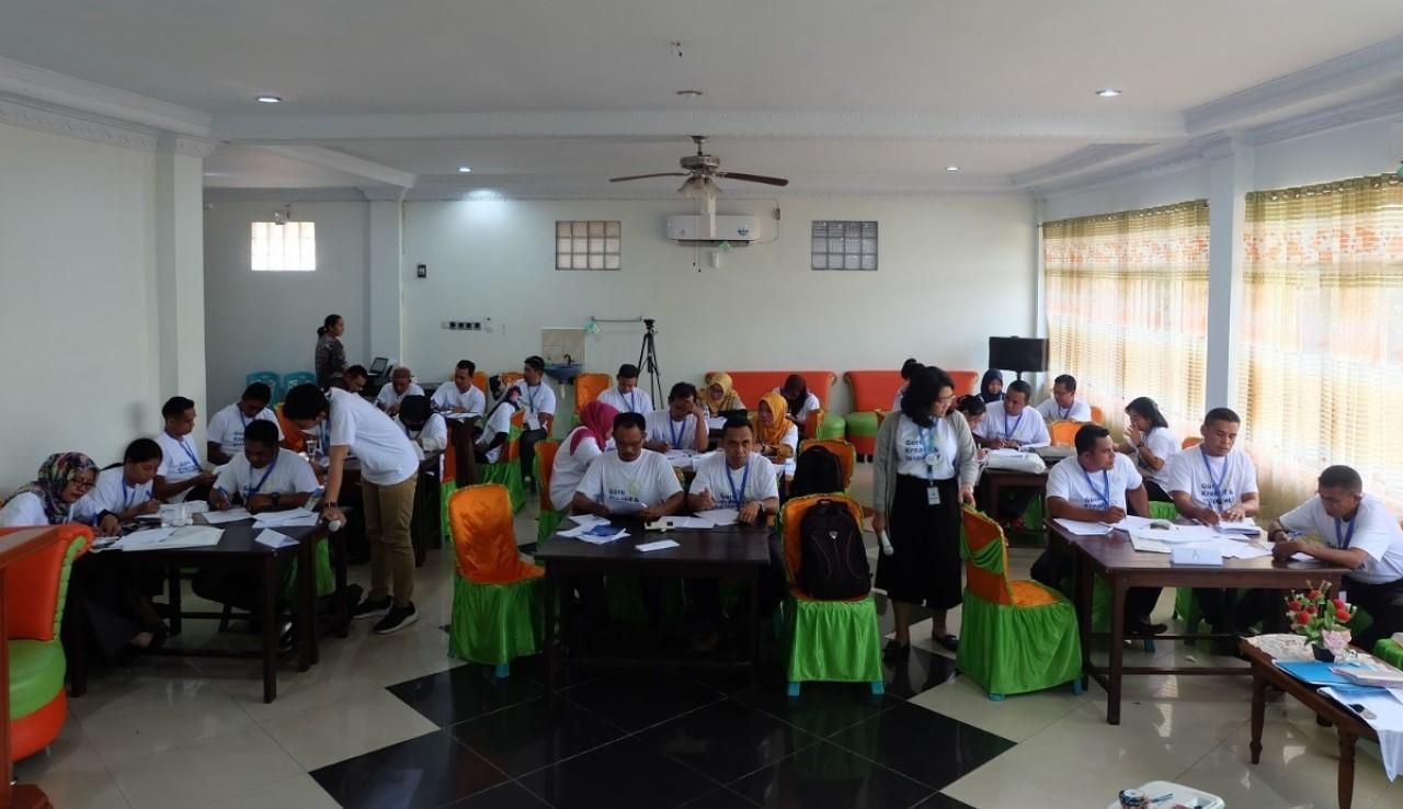 Quipper Bukukan 20.000 Kelas Daring Header