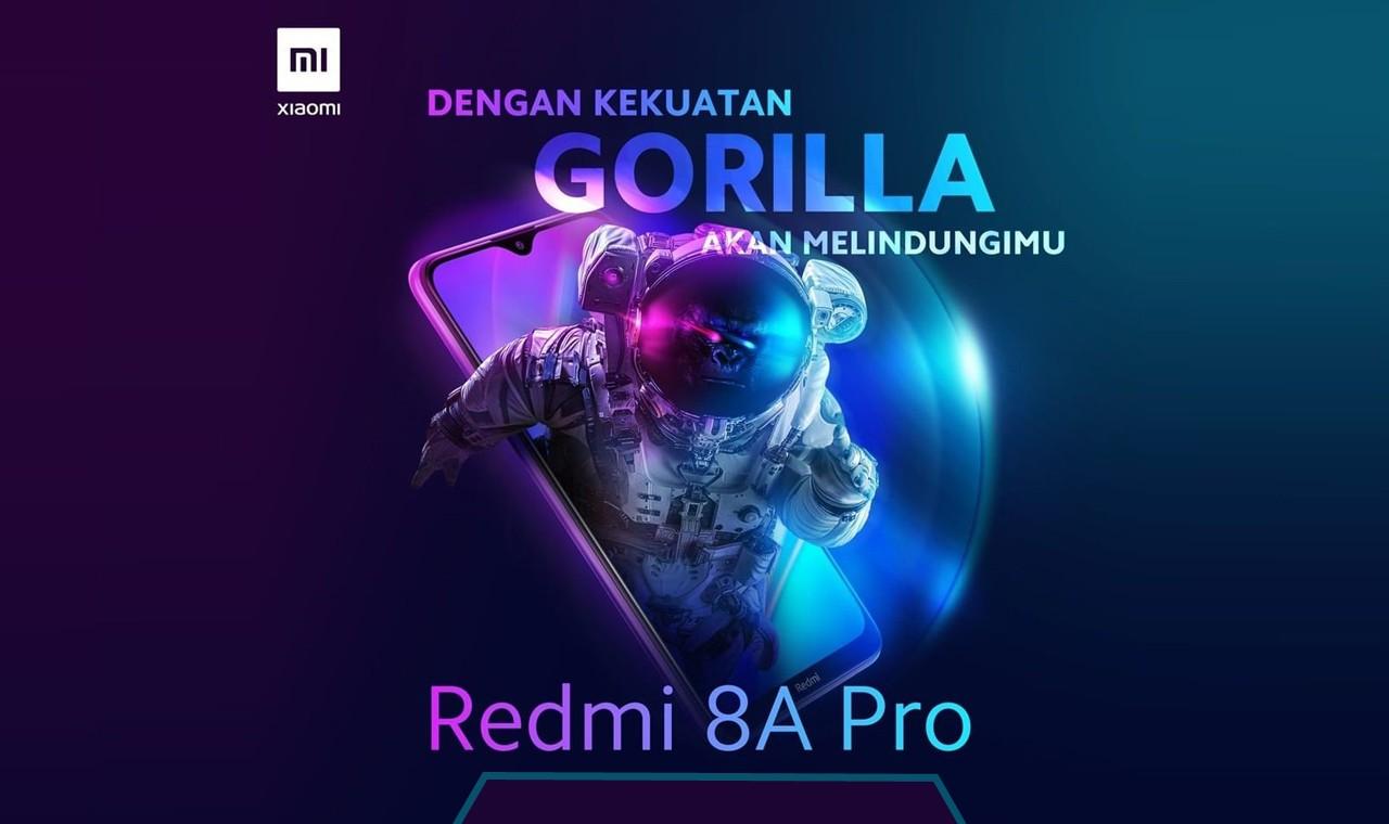 Redmi 8A Pro Poster Header