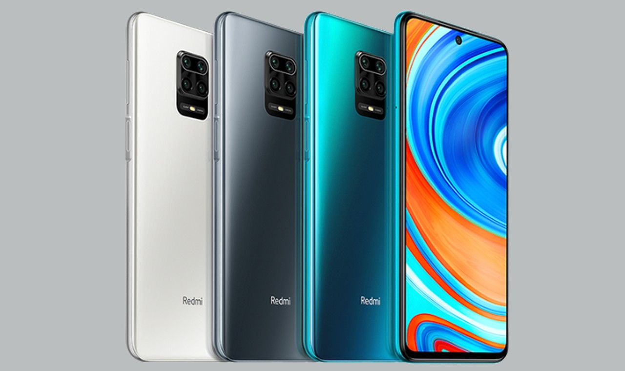 Redmi Note 9 Pro Max Feature