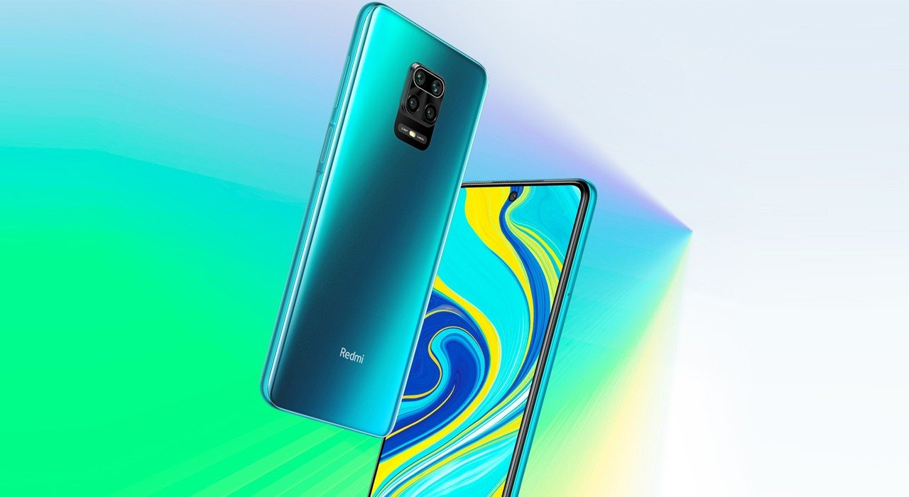 Redmi Note 9S Feature