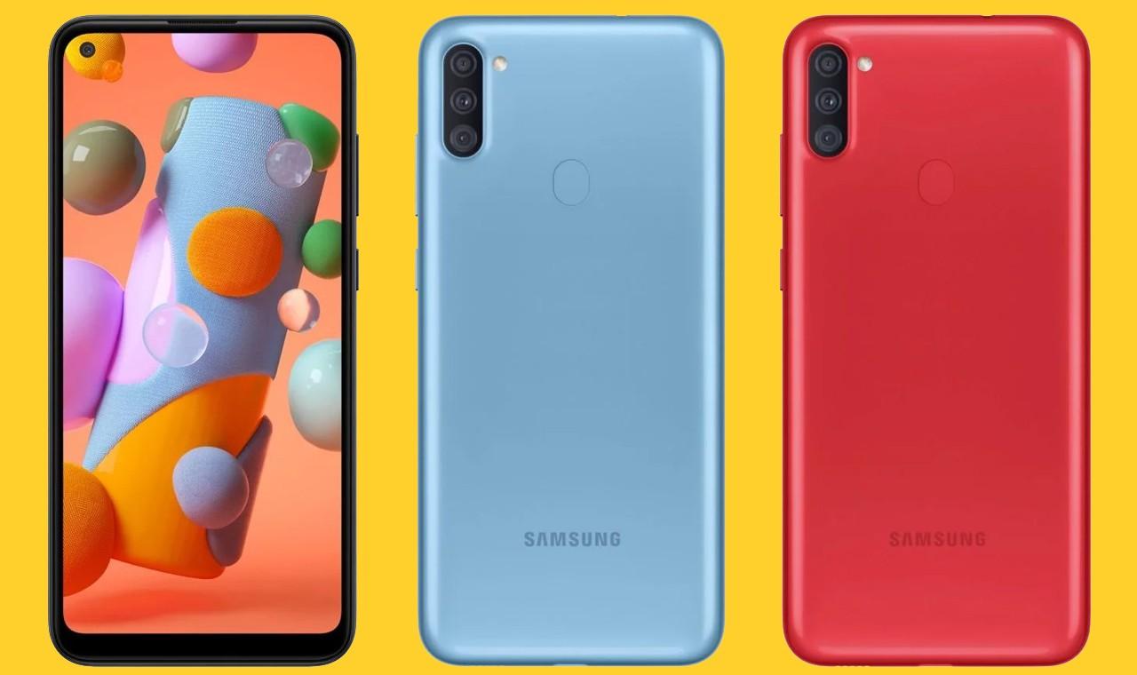 Samsung Galaxy A11 Feature