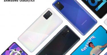 Samsung Galaxy A31 Feature