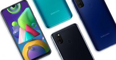 Samsung Galaxy M21 Feature