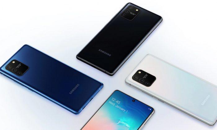Samsung yang Ada NFC - Samsung Galaxy S10 Lite