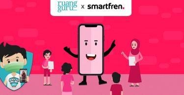 Smartfren Ruang Guru Feature