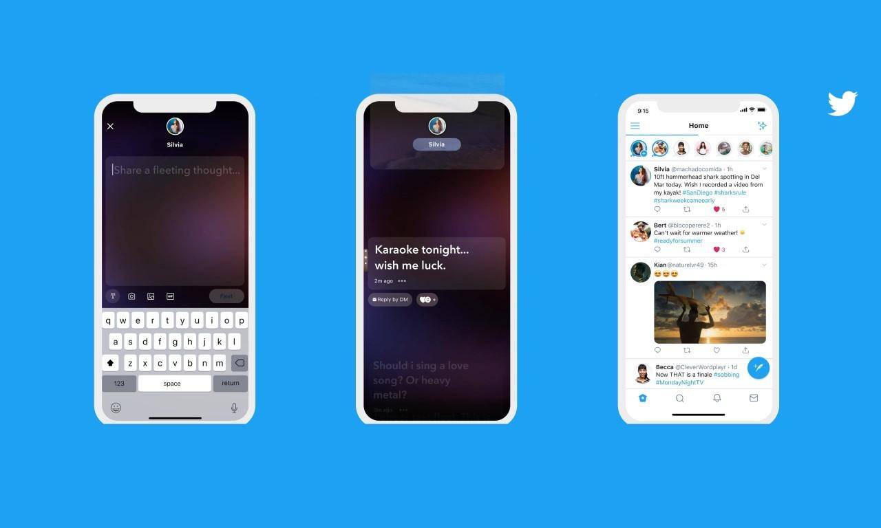 Twitter Fleets Header