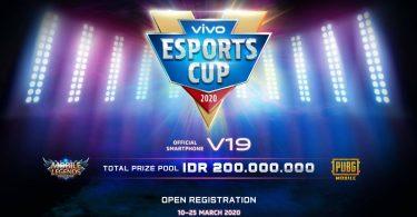Vivo Esports Cup 2020