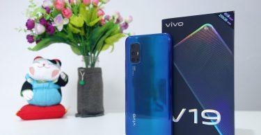 Vivo V19 Review Feature