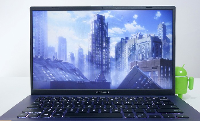 VivoBook Ultra A412UA Layar