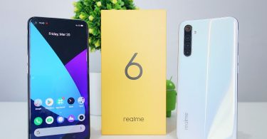 review realme 6 Header