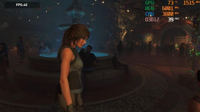 ASUS ROG Zephyrus GA502D Tomb Raider