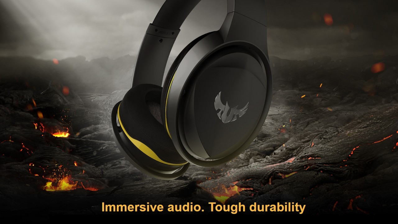 ASUS TUF Gaming Headset H5 Header