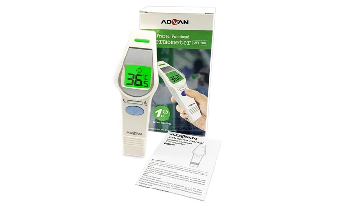 Advan Infrared Thermometer All