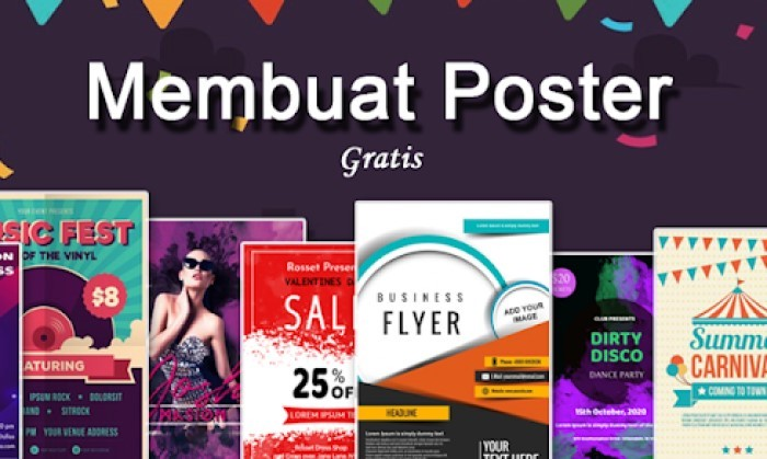 Aplikasi untuk Membuat Poster Ramadhan - Poster Maker