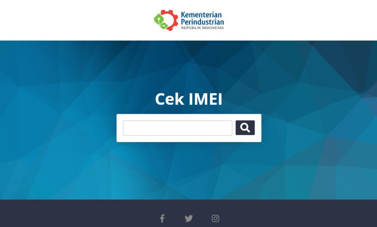 How to Check Registered IMEI Ministry of Industry Headers