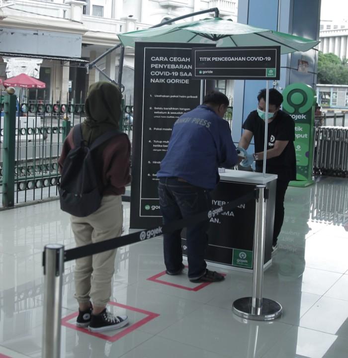 Fitur Gojek Tingkatkan dan Perluas Layanan untuk bantu Masyarakat dan Mitra Pasca Berlakunya Pembatasan Sosial Berskala Besar (PSBB) di DKI Jakarta.