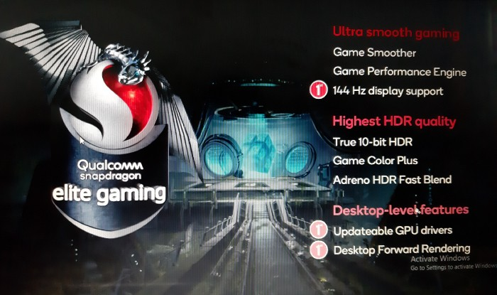 Fitur Qualcomm Snapdragon Elite Gaming