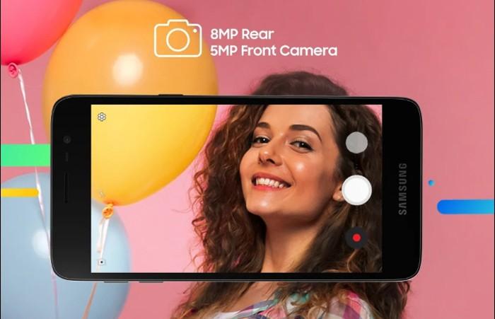 Galaxy J2 Core 2020 Camera