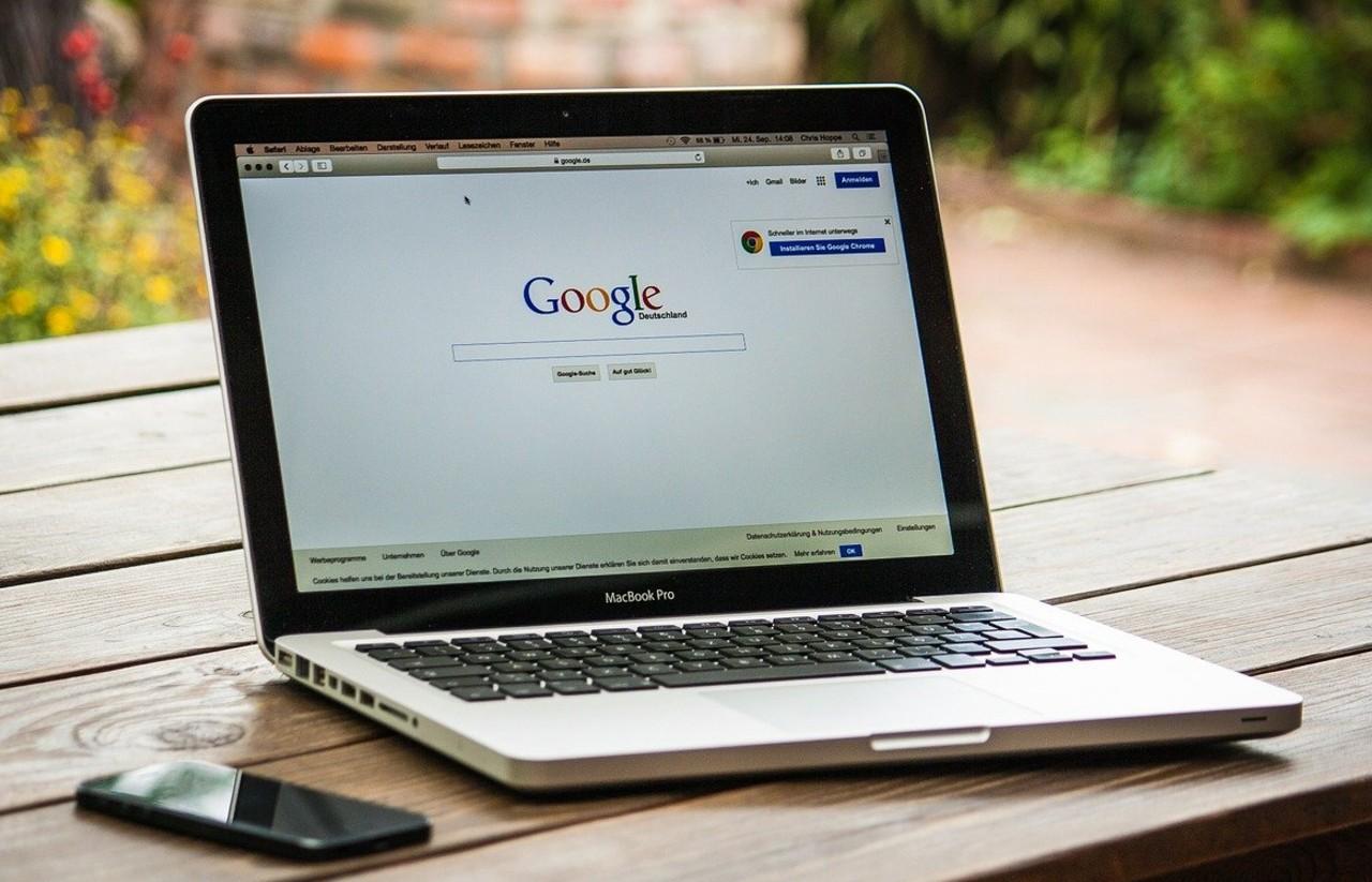 Chrome Tab Group Header