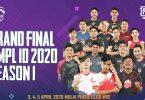 Grand Final PMPL 2020 Feature