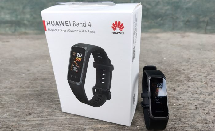 HUAWEI Band 4 Feature