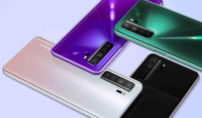 varian warnah HUAWEI Nova 7 SE 5G