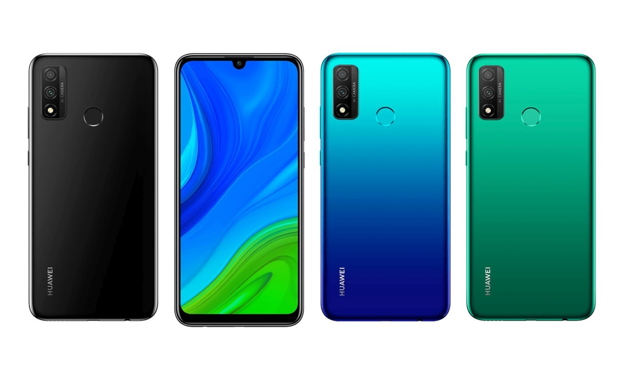 HUAWEI P Smart 2020 Header