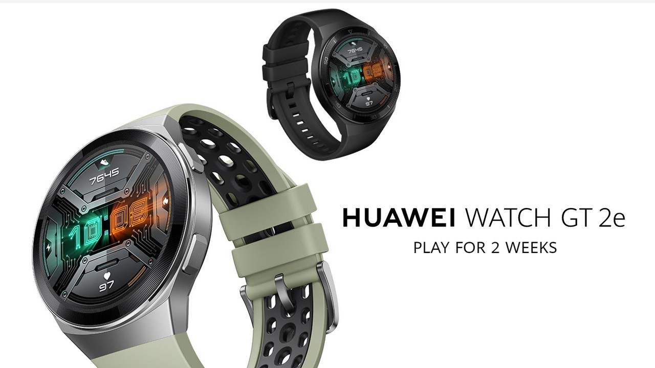 HUAWEI WATCH GT 2e header