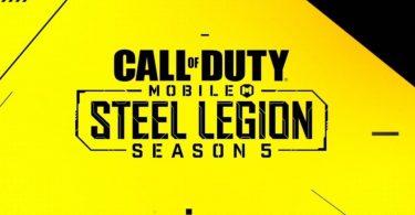 Header CODM Season 5 Update