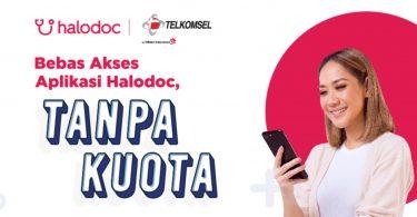 Header Halodoc - Telkomsel