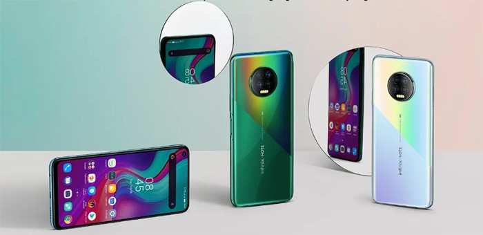 Infinix Note 7 All