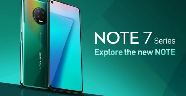 Infinix Note 7 Feature