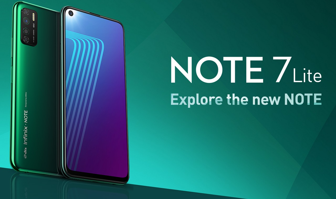Infinix Note 7 Lite Feature