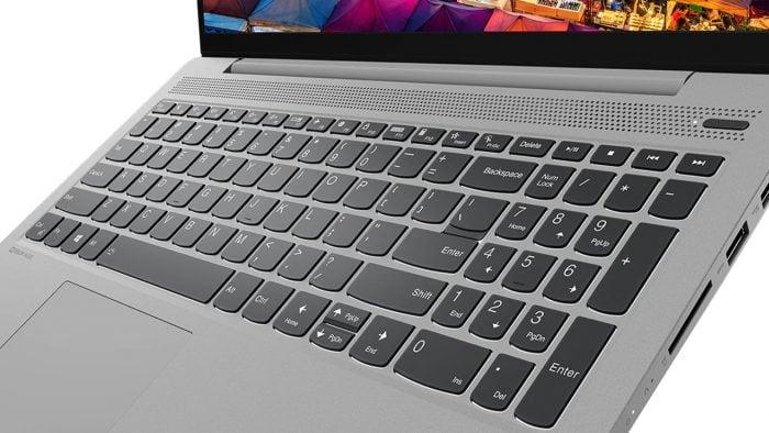 Lenovo IdeaPad 5 Keyboard