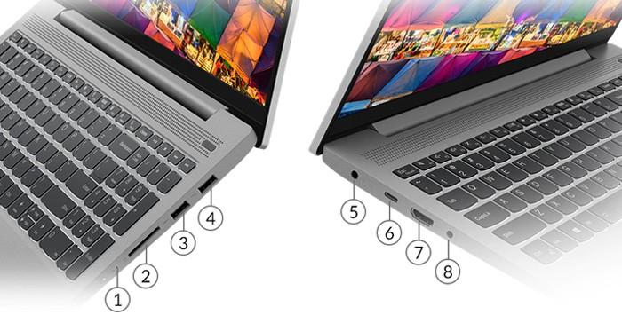Lenovo IdeaPad 5 Port