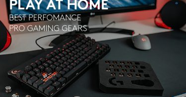 Logitech PlayAtHome Feature